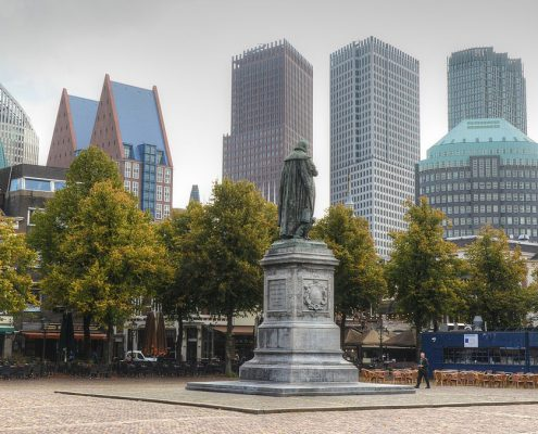 The Hague Private taxi tours