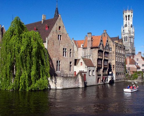 brugge Private taxi tours